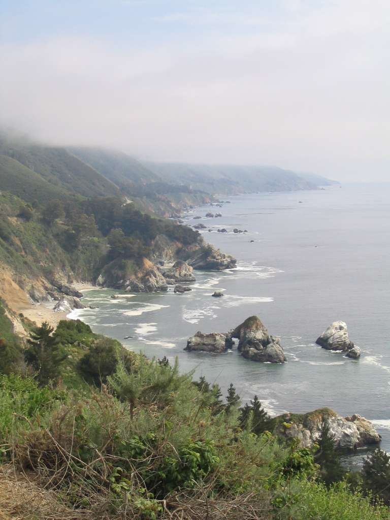 Monterey County Coast